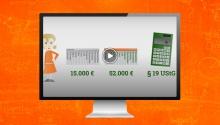 Der Kleinunternehmer im Umsatzsteuerrecht (Video)